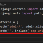 django-project-urls